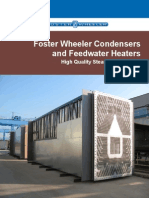 Condenser Feedwater Heater Brochure