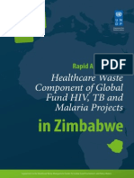 UNDP Waste Management in Zimbabwe