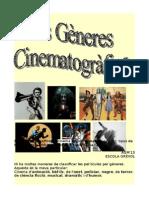 Treball Gèneres Cine