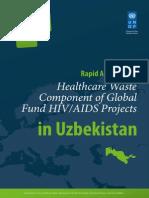 UNDP Waste Management in Uzbekistan