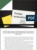 thriller evaluation