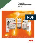 ABB - Protección Contra Sobretensiones
