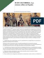MÄNNERBUNDE EN CELTIBERIA. Las comunidades guerreras celtas en España | circulodinistacoe