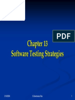 Software Engineering Ch-13