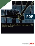 ABB - Cuaderno de Aplicaciones Técnicas Nº 12