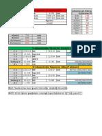 Kolon Ayağı Hesabı-TS 648