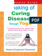 Speaking of Curing Diseases Through Yoga