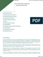 Fii - Caderno CVM