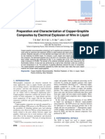 2014 Preparation and Characterization of Copper-Graphite Composites by Electrical Explosion of Wire in Liquid.pdf