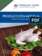 PRODUCCIÓN AVÍCOLA NEGOCIO EN CRECIMIENTO /  ALEXANDRA FRIEDMANN Y OTRO