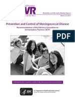 MMWR Prevention and control of meningococcal disease.pdf