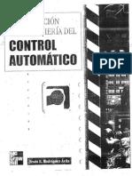 Introduccion a La Ingenieria Del Control Automatico