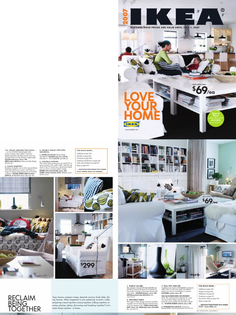 Catalog IKEA | Kitchen | Cabinetry