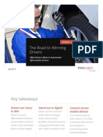 The Road to Winning Drivers Automotive Services Research Studies