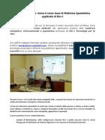 Milano, 27 Marzo Torna Il Corso Base Di Medicina Quantistica Applicata Di Bio-t