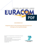 Euracom - Risk Assessment and Contingency Planning Methodologies