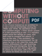 computing without computers