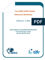 IBRO-APRC Global Advocacy Abstracts