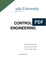 Control Engineering - Practical Work