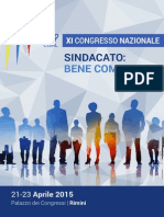 Locandina Congresso Failp Cisal