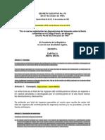 Decreto 170 - 93 Actualizado Al 2012