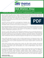 HABITAT WORLD WATER DAY.pdf