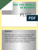 Around the World in 80 Days Plot