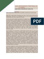 Guía Práctica Del Ordenamiento Territorial en Colombia