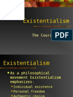 Existentialism Teacher