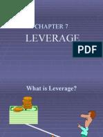 Leverage Chap 7- Politeknik