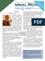 Centennial Review - April 2015