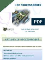 2. Estudio de Microprocesadores