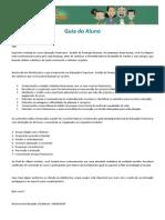 Guia Do Aluno - Educação Financeira