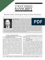 Wall Street Transcript FEB2010