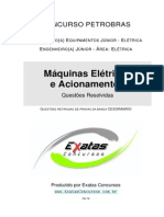 Amostra Petrobras Eng Equipamentos Jr Eletrica Maquinas Eletricas Acionamentos