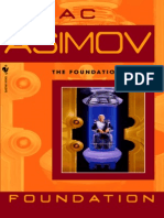 Foundation by Isaac Asimov, 50 Page Fridays