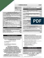 Resolución Legislativa Del Congreso 002-2014-2015-CR