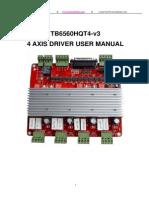 4 Axis TB6560 k Rm z
