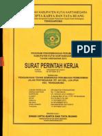 Pengawasan Teknis Semenisasi Jl. Penyinggahan I RT. 41 (Kukar)