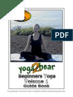 Beginners Yoga Vol.1