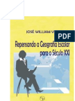 Repensando a Geografia-escolar José William Vesentini