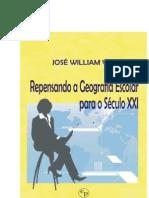 Repensando a Geografia-escolar José William Vesentini