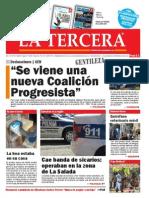 Diario La Tercera 20.03.15