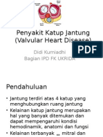 Kelainan Katup Jantung