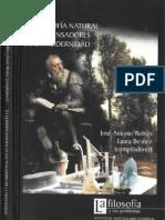 Robles Jose Antonio - La Filosofia Natural en Los Pensadores de La Modernidad