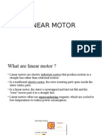 Linear Motor PowerPoint Presentation