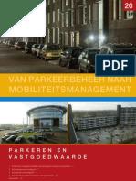 Parkeren en vastgoedwaarde