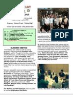 Moraga Rotary Newsletter- March 17, 2015 PDF