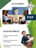 Falar Em Público