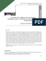 La nociónd e indígena en el estado_Francisca de la maza.pdf